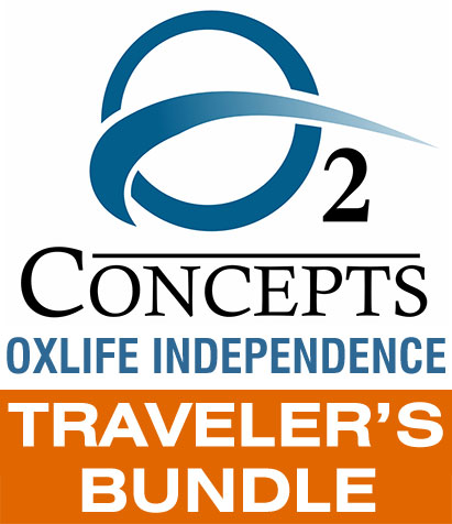 Oxlife Independence Traveler's Bundle