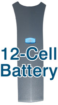12-Cell Battery for the SeQual eQuinox Oxygen Concentrator
