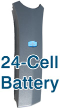 24-Cell Battery for the SeQual eQuinox Portable Oxygen Concentrator