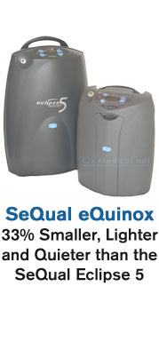 SeQual eQuinox 33% Smaller, Lighter, and Quieter Than the SeQual Eclipse 5