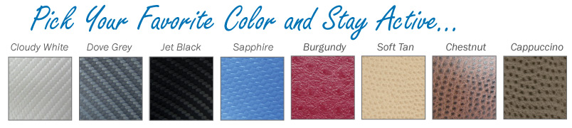 Choice from our selected colors to best suite your style needs. Stay Active with our OxiBags exclusively available through OxiMedical Respiratory