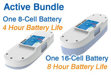 Inogen One G3 Active Battery Bundle from OxiMedical Respiratory