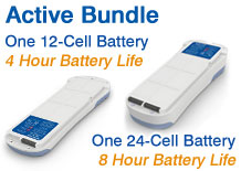 Inogen One G2 Active Battery Bundle from OxiMedical Respiratory