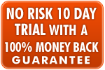 Portables Come with a No Risk 10-Day Trial with a 100% Money Back Guarantee